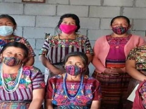 photo of Mujeres Benditas Group