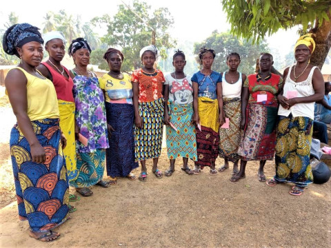 photo of New Day Female Farmer's Group