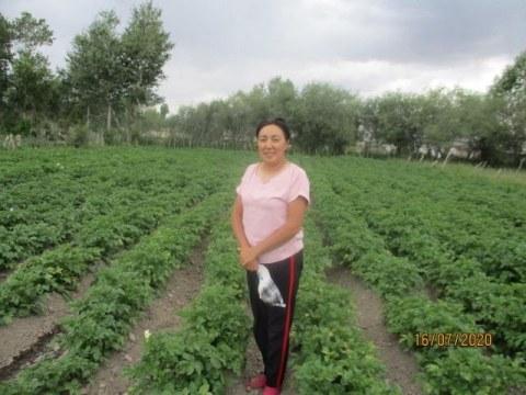 photo of Gulzada