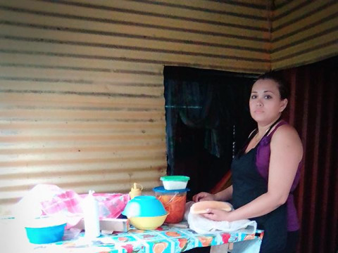 photo of Sandra Elizabeth