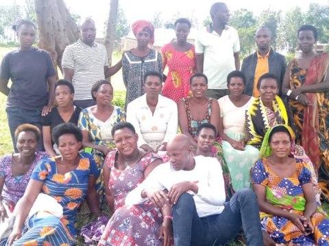 photo of Abahuzamugambi Cb Group