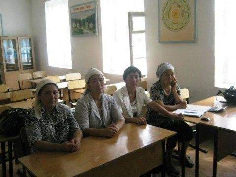 photo of Gulnara's Group