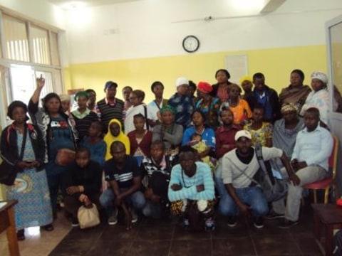 photo of Esther-Lisanga Group