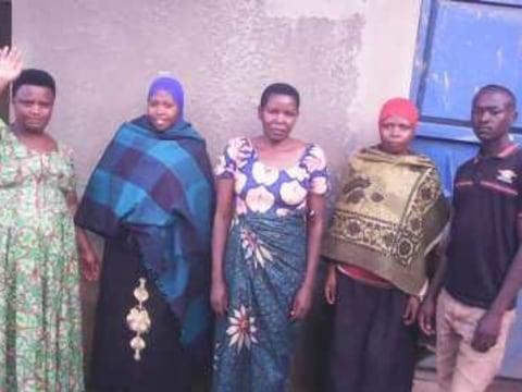 photo of Imbeereheza B Group