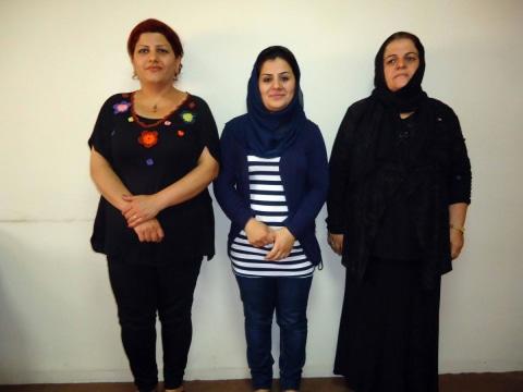 photo of Zakia's Group
