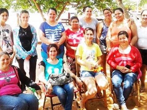 photo of Liz Expedita Group