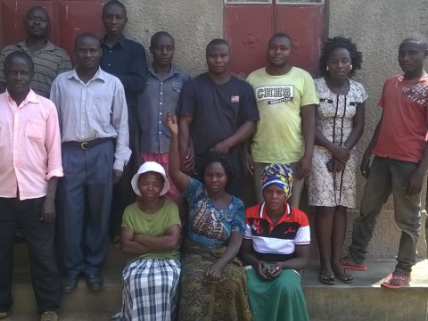 photo of Karundo Bagambakamu Group
