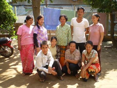 photo of Mr. Sorath Shem Village Bank Group