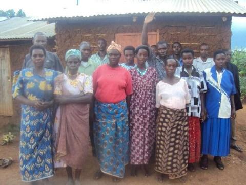 photo of Igali Tulibamwe Group