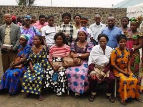 photo of Chinyabuguma Group