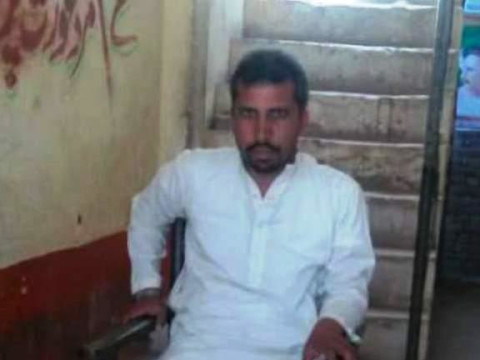 photo of Javed