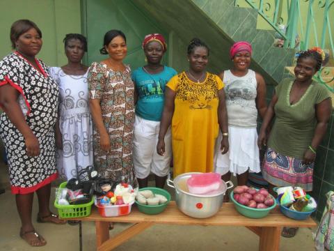 photo of Ofaakor Ebenezar Group