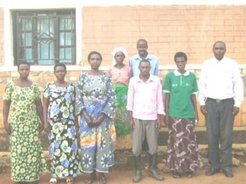 photo of C5296 Abahizi Group