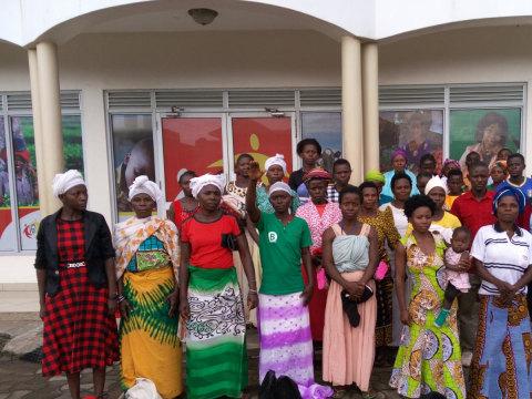 photo of Kasulenge 11 Tususumuke Womens Group