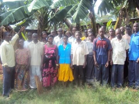 photo of Kinyantale Tweimukye Group