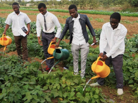 photo of Agriculture Students I Group