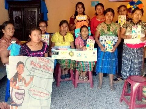 photo of Reinas De Trapichitos Group