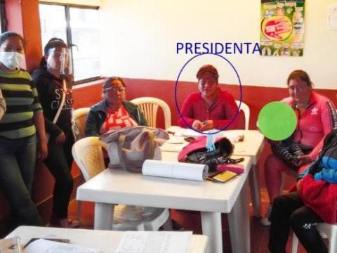 photo of San Bartolome Group