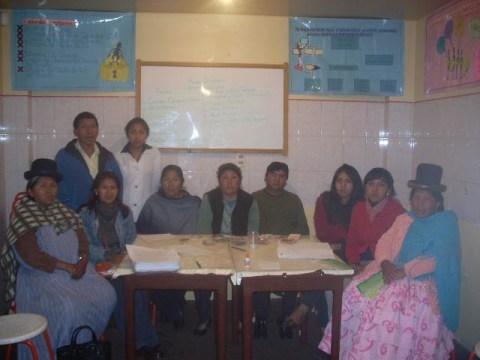 photo of Buena Vecindad Group