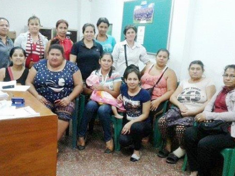 photo of Mujeres Trabajadoras Group