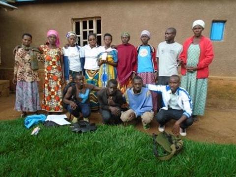 photo of Abizeranye Kigabiro Group