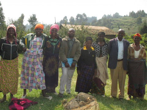 photo of Twunganirane Muhinzi Group