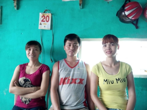photo of Dung's Group