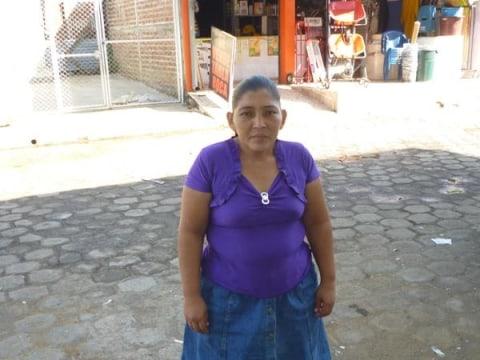 photo of Ana Dinora