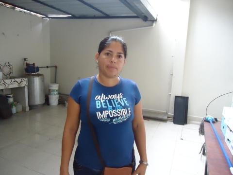 photo of Mercedes Jacinta