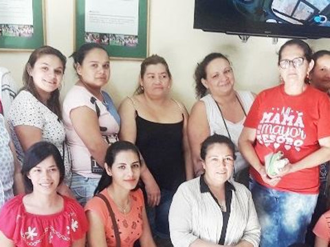 photo of Kuña Repa Group
