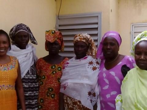 photo of Khoudia's Groupe