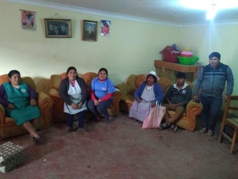 photo of Señor De Huanca San Jeronimo Group