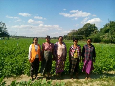 photo of Yae Myet(2)E Village Group
