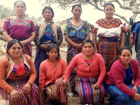photo of Mujeres Trabajadoras Panahual Group
