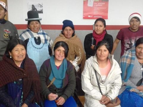 photo of Suma Warmi Group