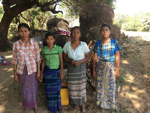 photo of Za Yatkyaung-5-B Village Group