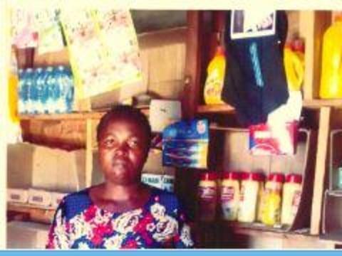 photo of Lydia Oyemba