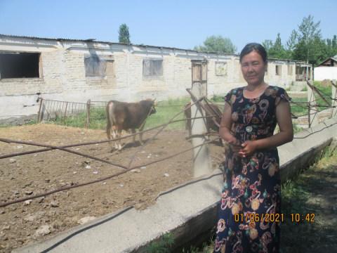 photo of Nurzina
