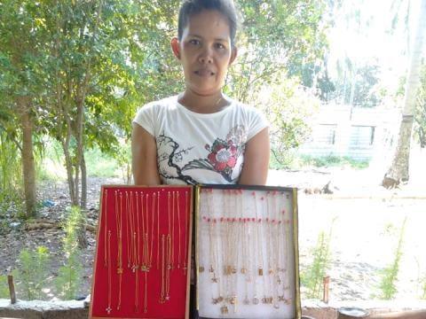 photo of Antonieta