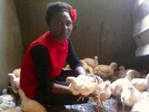 photo of Silethiwe