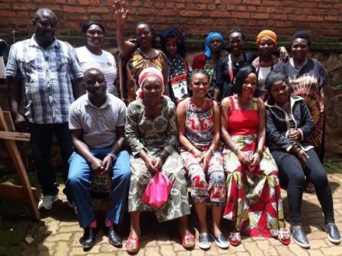 photo of Imbaraga Subgroup A
