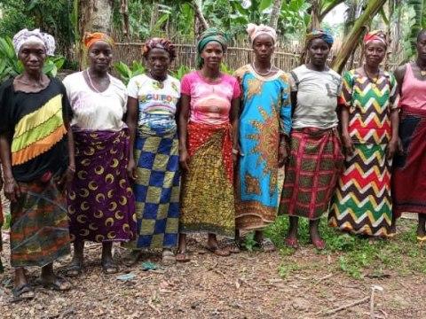photo of Mamaa's Female Farmer Group