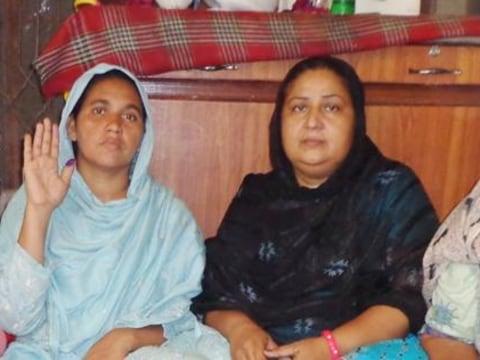 photo of Farzana's Group