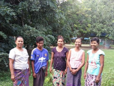 photo of Taw Pu-1B Village Group B