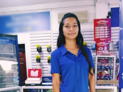 photo of Damaris Vanessa