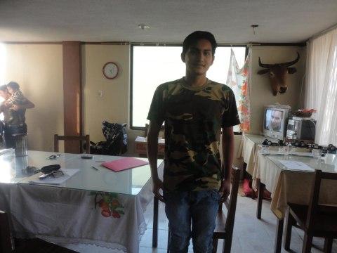 photo of Edgar Santiago