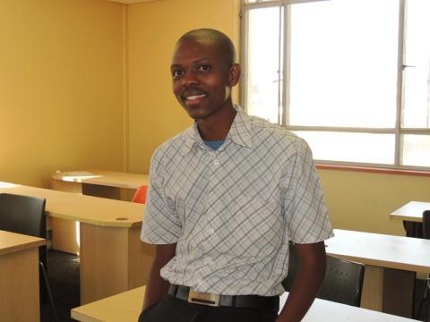 photo of Sibusiso