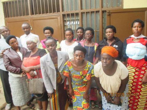 photo of Indashyikirwa Cb Group