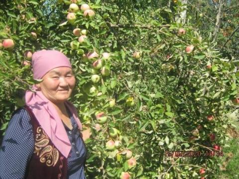 photo of Talzhibek