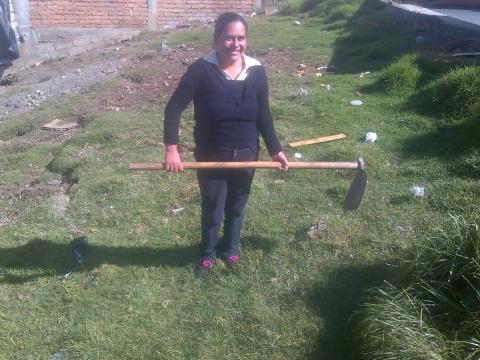 photo of Judith Silvania